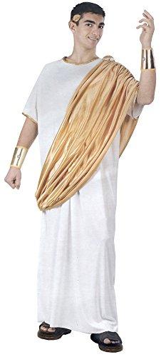 [Julius Caesar Plus Halloween Costume - Adult Extra Large] (Julius Caesar Adult Plus Costumes)