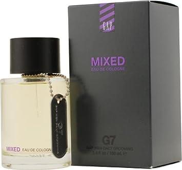 Gap 7 by Gap for Men. Mixed Eau De Cologne Spray 3.4-Ounces