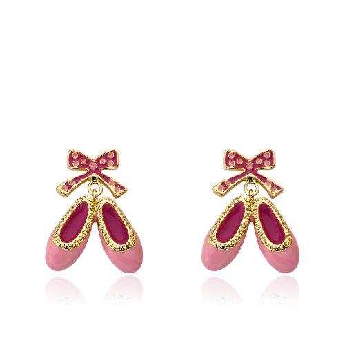 14k Ballerina - Little Miss Twin Stars