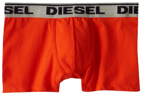 rt-A Boxer Shorts, Orange, Small ()