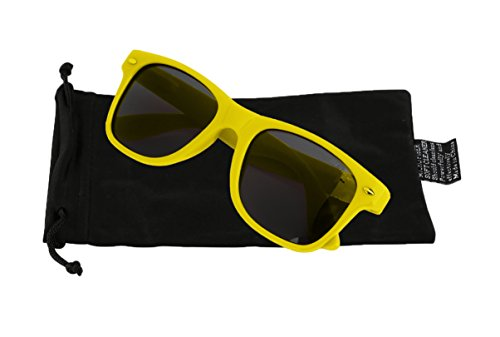 Wayfarer Sunglasses Yellow Designer sunglasses for - Yellow Wayfarer