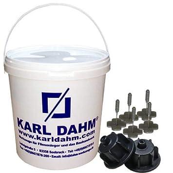 Nivelliersystem Basis Set Schwarz 1mm Basislaschen Von Karl Dahm