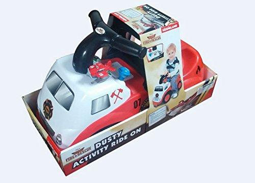 UPC 661148526137, Kiddieland Disney Dusty Fire Rescue Activity Ride-On