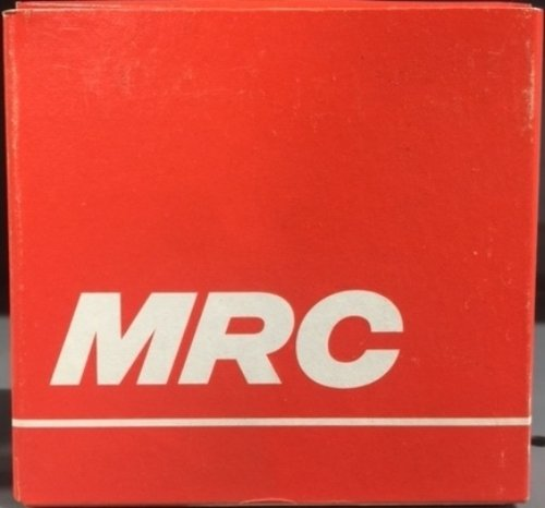 Mrc Ball Bearings - MRC R10ZZ Deep Groove Ball Bearing, Single Row, C0 Clearance, 5/8