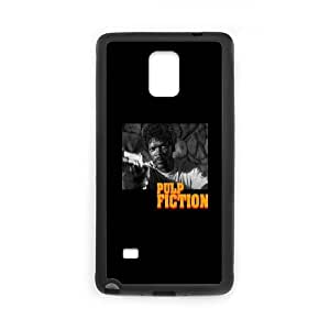 Pulp Fiction Samuel L Jackson Samsung Galaxy Note 4 Cell Phone Case Black Protect your phone BVS_713461