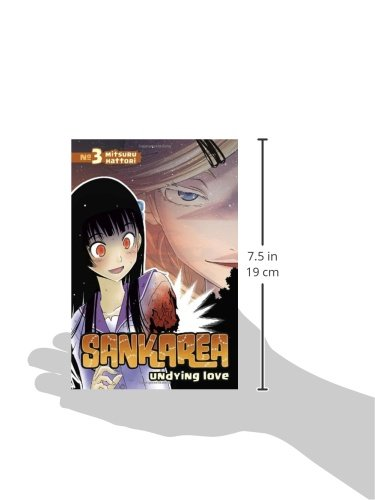 Sankarea 3: Undying Love