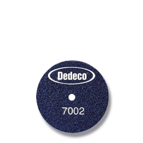 Dedeco 9589 Fibre-Cut Discs, 2-1/2'' x 0.049'' (Pack of 100) by Dedeco