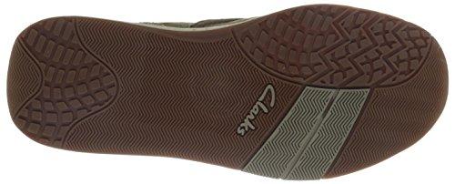 Taupe Men's Allston Loafer CLARKS Nubuck Slip On Edge zp4wzqgT