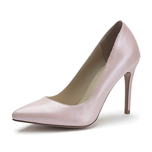 Mujer 1to9mms05364 Sandalias Con 1to9 Rosa Cuña q1BS0wv