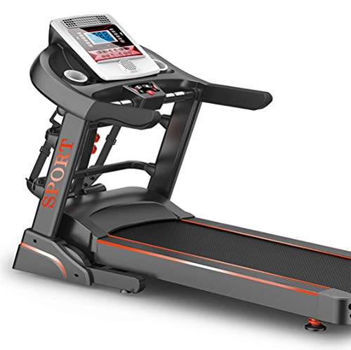 Shiyanli Blue Screen Multi-Function Treadmill, Smart Fitness Equipment, Home Running Weight Loss Exercise, Home Treadmill, 18207701320MM