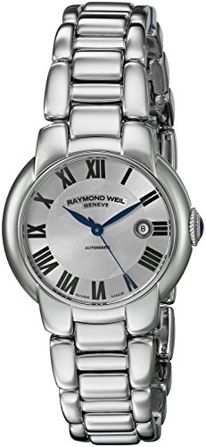 Raymond Weil Jasmine Silver Dial Stainless Steel Ladies Watch 2629-ST-01659