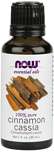 NOW Cinnamon Cassia Oil 1 Ounce product image