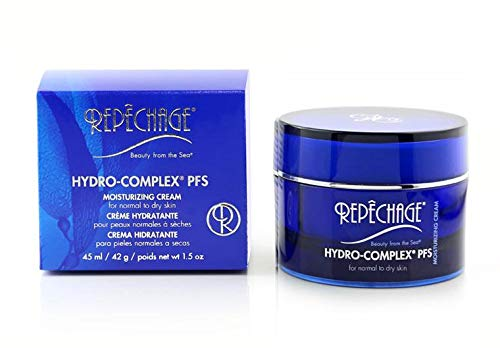 (Repechage Hydro Complex PFS- Physiological Filtrate of Seaweed Marine Sea Complex for Dry Skin- Anti Aging Face Moisturizing Cream 1.5 fl oz.)