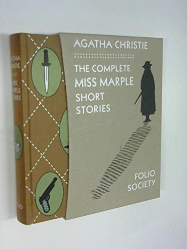 The First Folio Society Edition of The Complete Miss Marple Short Stories