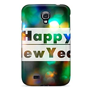 Snap-on Case Designed For Galaxy S4- New Year 2013