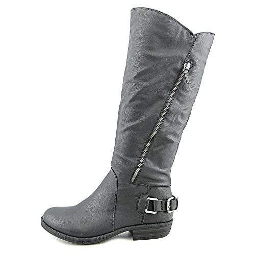 Amerikaanse Rag Dames Asher Gesloten Teen Mid-kalf Mode Laarzen Zwart