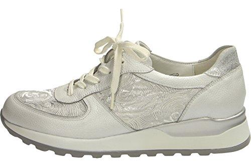 pour femme de à lacets ville 364013 Chaussures Kombi Waldläufer 0qYRc