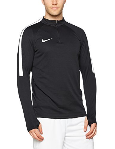 Nike Mens Drill Football Top [BLACK] (L)