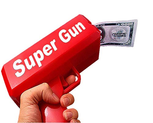 Zippersell Super Money Gun ,Spary Money Make it