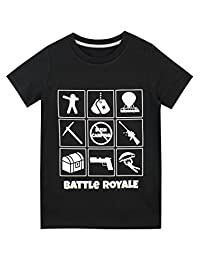 Battle Royale Boys Gaming T-Shirt
