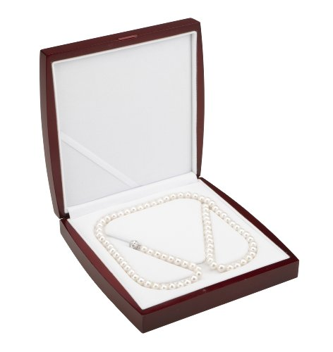 26 Inch Cultured Pearl Necklace - 5
