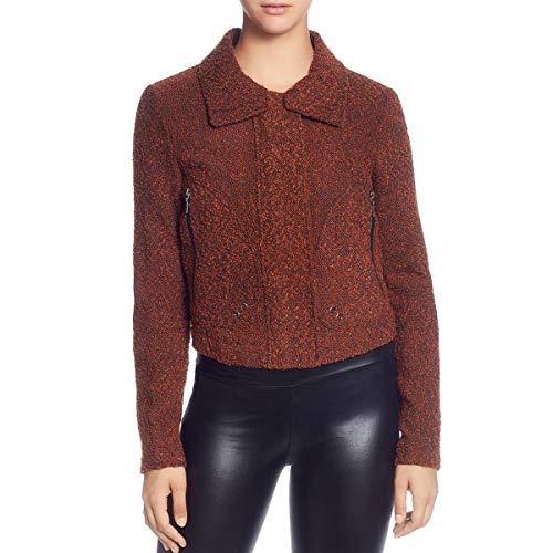 (Elie Tahari Women's Alma Seasonless Wool Jacket, Black, 14)