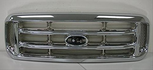 F450 Super Duty Grille Assembly - OE Replacement Ford Super Duty Grille Assembly (Partslink Number FO1200417)