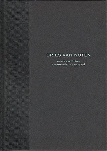 Dries Van Noten Women's Collection Autumn-Winter - Dries Collection Noten Van