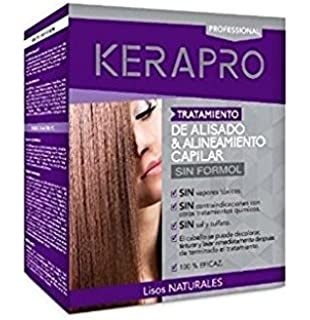 Kativa Kerapro - Kit de Alisado Brasileño con Keratina 5x60ml