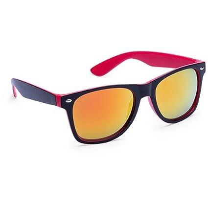 DISOK - Gafas De Sol Colors Rojo - Ideal para Promociones y ...