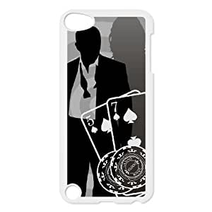 Protection Cover Ipod Touch 5 Cell Phone Case White Xphyy 007 James Bond Personalized Durable Cases