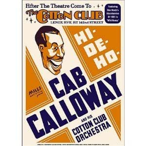 Stars of the Cotton Club - Cab Calloway & His Orchestra 1935 - 1950 [VHS]