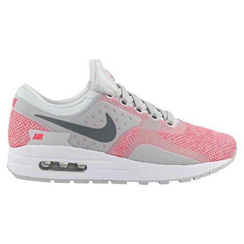 Nike - Zapatillas para niña Hellgrau (Pure Platinum/Hot Punch/White/Cool Grey)