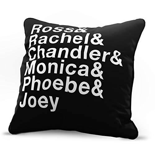 Jay Franco Decorative Throw Pillow Cover, Friends