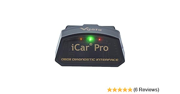 Vgate iCar Pro Bluetooth 4 0 ELM327 V1 5 Auto Car Diagnostic Tool OBD2  Scanner for Android iOS KDator