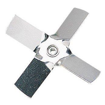304 SS Four-Blade Propeller for Shaft 04370-02 60 mm Propeller Dia Cole-Parmer AO-04370-12