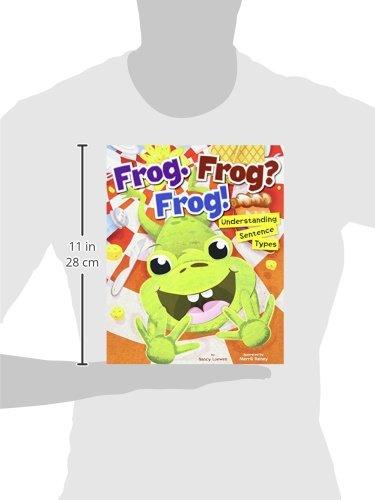 Frog. Frog? Frog!: Understanding Sentence Types (Language on the ...