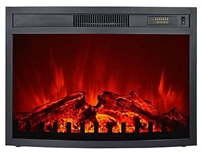 3GPlus Electric Fireplace Wall Mounted Heater