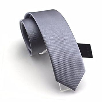 GENTLEE - Corbata de negocios para hombre con cremallera de ...