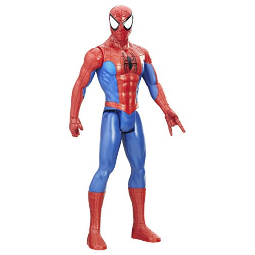 - Spider-Man Titan Hero Series Figure with Titan Hero Power Fx Port E0649