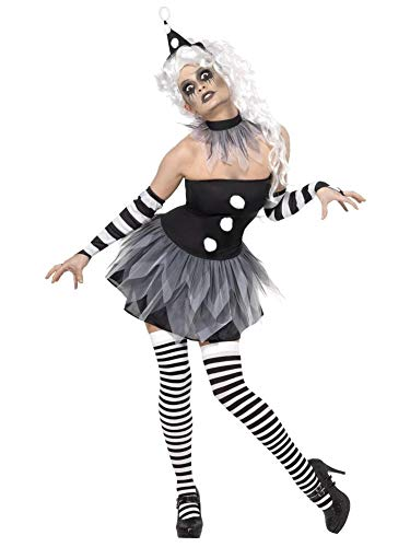 Sinister Pierrot Costumes - 49