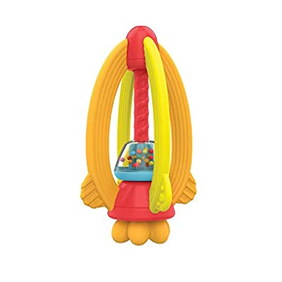 Manhattan Toy My Rocket Baby Rattle & Teething Toy: Toys & Games