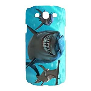 Samsung Galaxy S3 White phone case Disney Cartoon Comic Series Finding Nemo OYF3137915