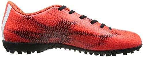 Adidas F5 TF uomo, pelle liscia, stringate
