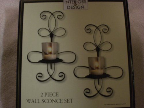 2-piece-wall-sconce-set