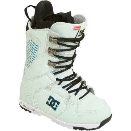 DC Men's Ceptor 2012 Performance Snowboard Boot,Aqua,9.5 US cheapest - 2012 Performance Snowboard Boot