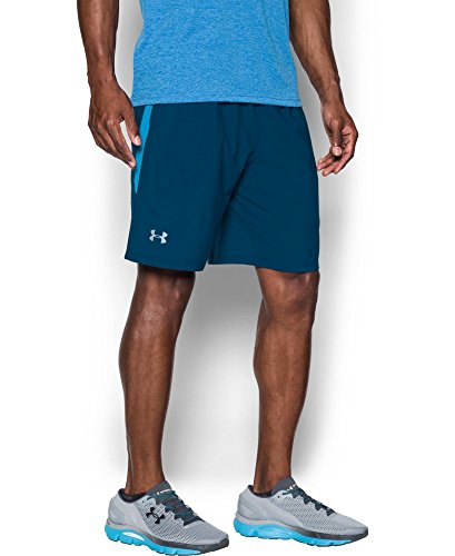 Under Armour Mens Launch sw 9 Shorts
