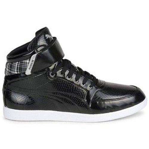 Puma-zapatillas SKYLAA HI-Manta, Negro (negro), 41 Negro - negro