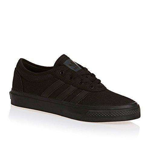adidas Adi-Ease J, Chaussures de Skateboard Mixte enfant, Noir Multicolore (Negbas/Negbas/Negbas)