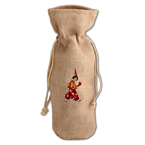 Style in Print Boy Holding Heart Valentines Day #1 Burlap...